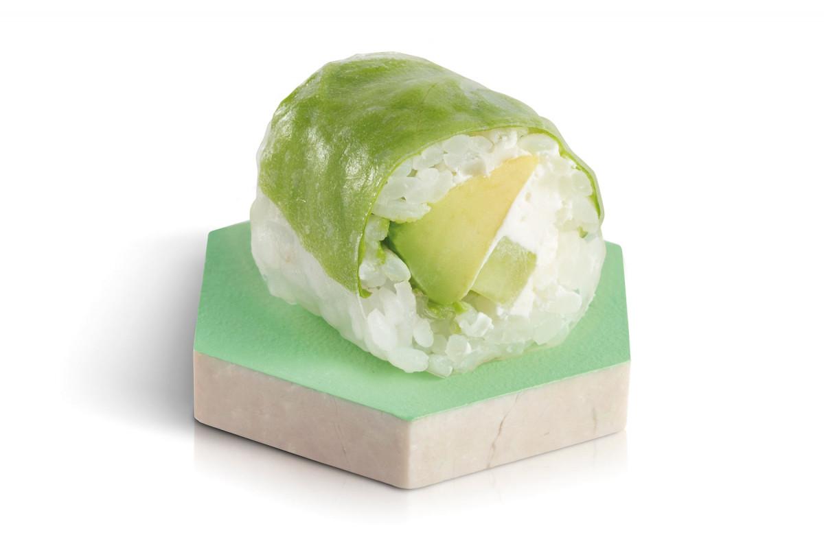 fresh rolls veggie