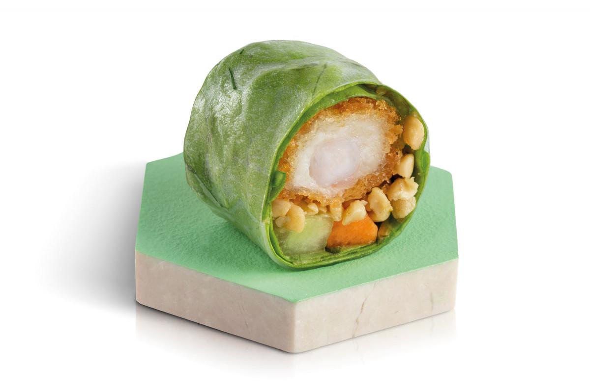 fresh rolls java
