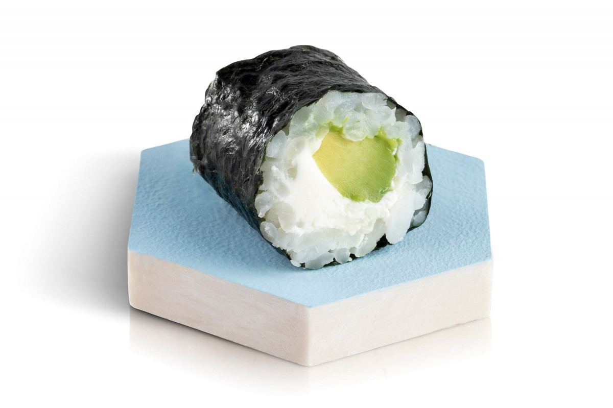 makis avocat cheese