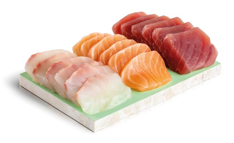sashimi assortiment
