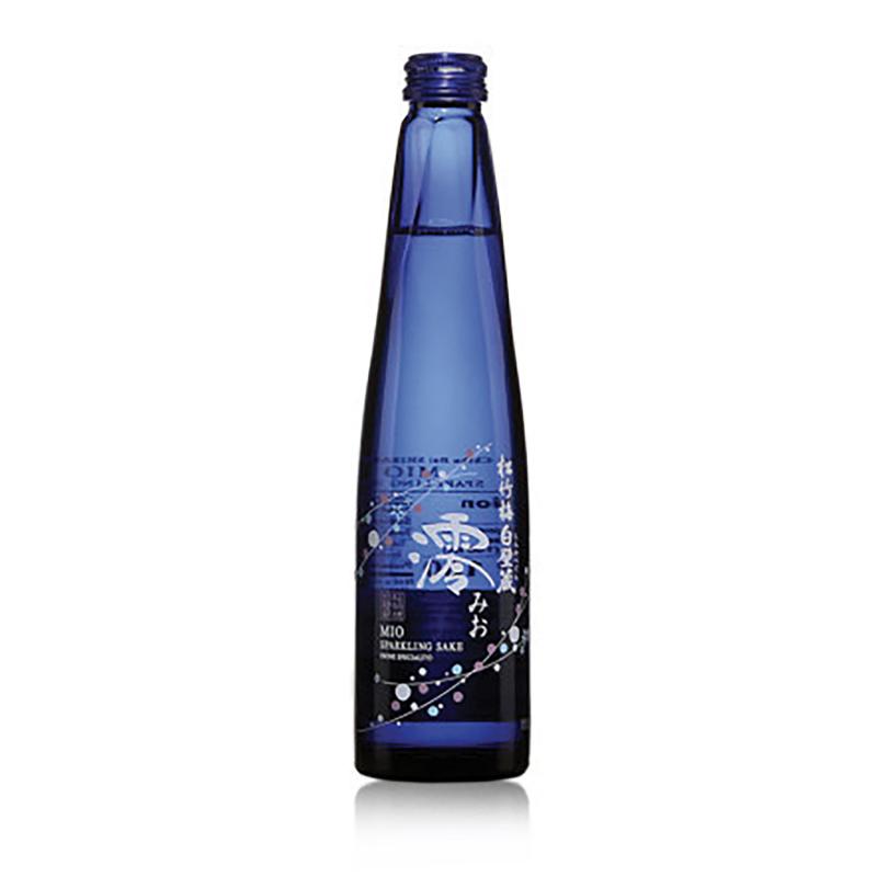saké pétillant grand