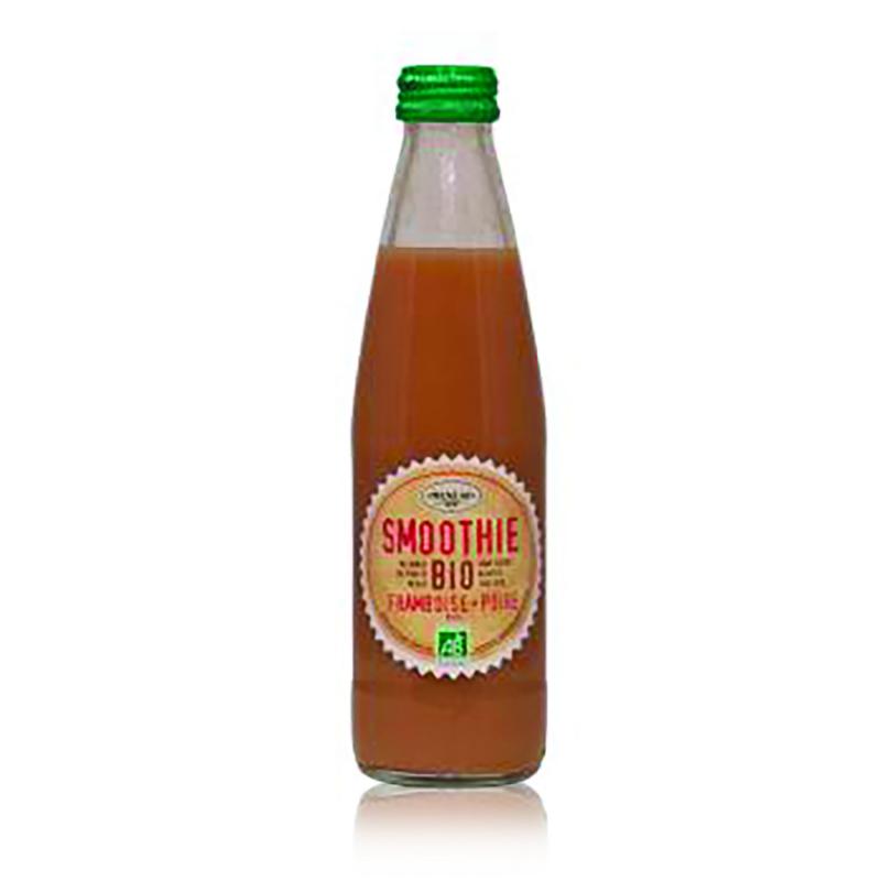 smoothie meneau framboise poire (bio)
