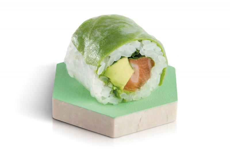 fresh rolls saumon