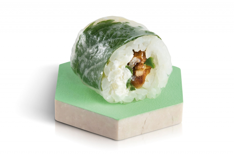 fresh rolls madame shiso