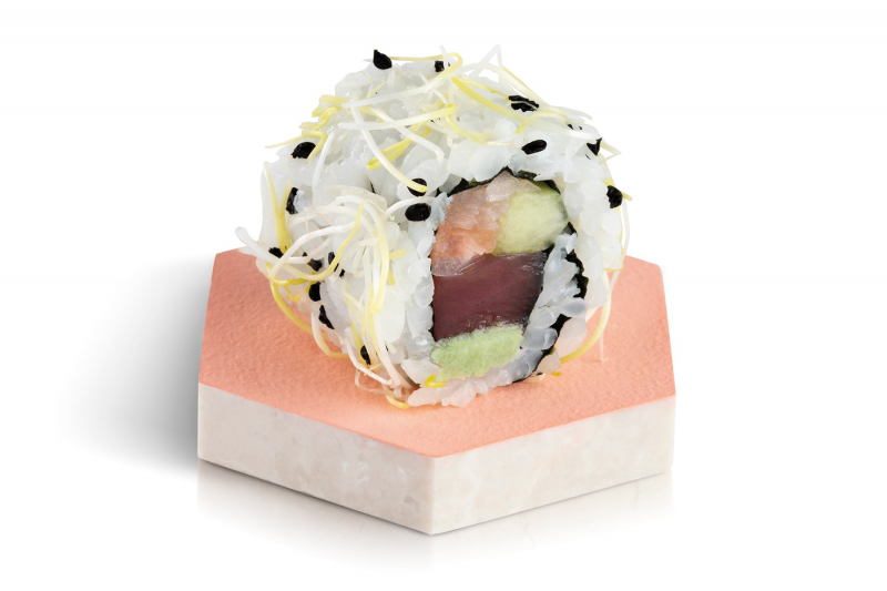 california roll samouraï