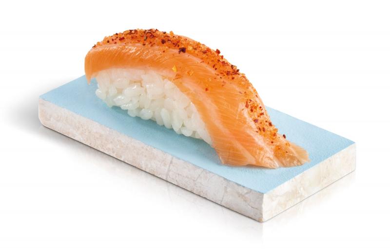 sushi saumon espelette