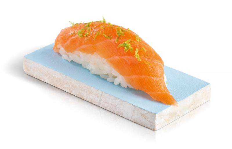 sushi truite gravlax