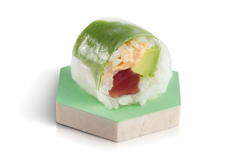 fresh rolls thon spicy